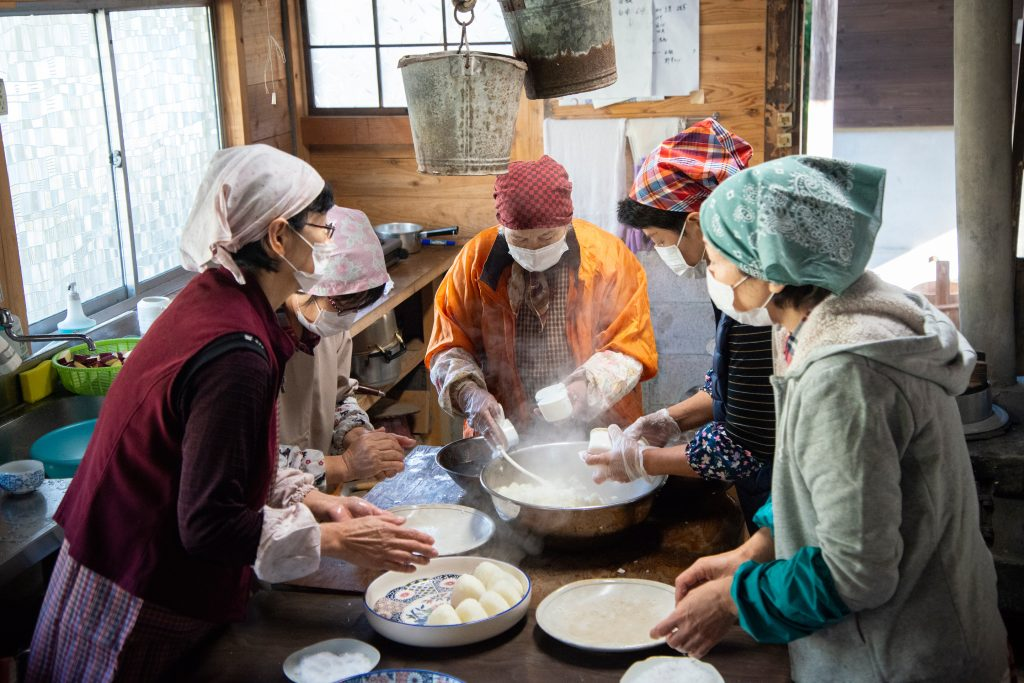 The Japanese Harvest: Horticulture & Cookery School